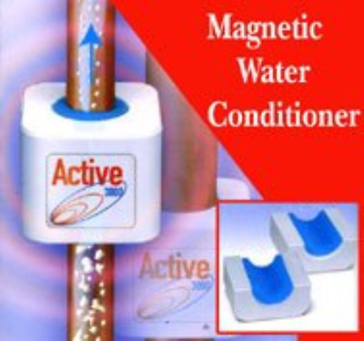Good Ideas Magnetic Water Conditioner, Active 3000 670- Reduces Limescale build
