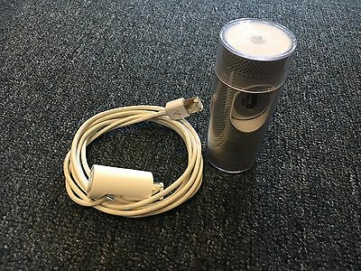 Apple iSight Web Camera w/ FireWire Cable and Case A1023 (Y2)