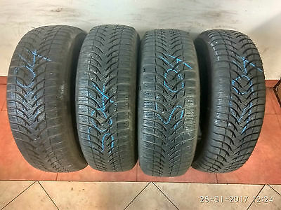 Winterreifen MICHELIN ALPIN A4 195/65 R15 91H M+S