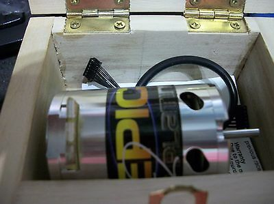 Trinity/Epic TEP1011  DUO 2, Platinum Edition brushless modified motor 4.5 turn