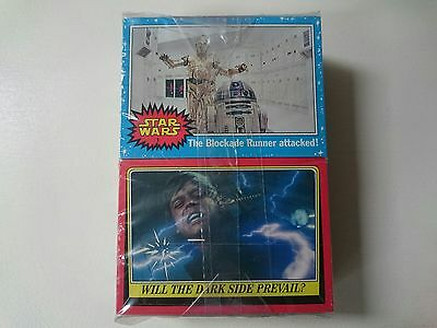 Star Wars Heritage - Complete 120 Card Base Set - Topps 2004 Mint Condition