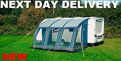 New 2017 Sunncamp Curve Air 390  Inflateable Caravan Porch The Ultima'te Awning