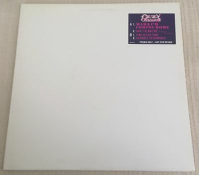 "Ozzy Osbourne  ‎– Mama I'm Coming Home 12"" Single, Promotional Copy 657617 8"