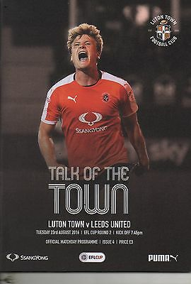16/17 Luton Town v Leeds United