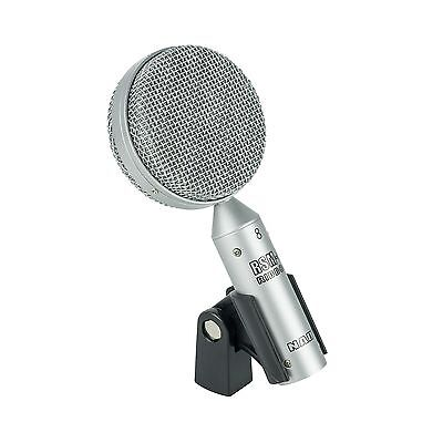 Nady RSM-4 Unique Style Ribbon Microphone for vocals guitar cabinets horns  C...