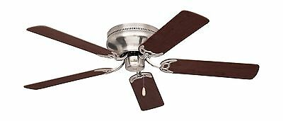 Emerson Ceiling Fans CF805SBS Snugger 52-Inch Low Profile Hugger Ceiling Fan ...