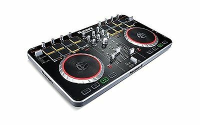 Numark Mixtrack Pro II USB DJ Controller with Integrated Audio Interface and ...