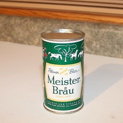 Meister Brau Flat Top - Fiesta Pack Set Can - Gypsies
