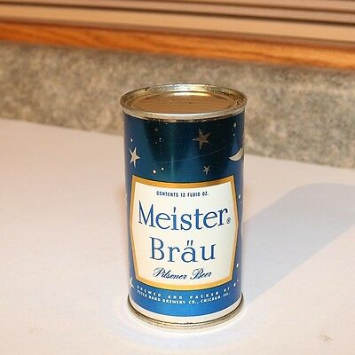 Meister Brau Flat Top - Set Can - Astronomy