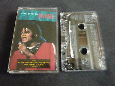 Michael Jackson Motowns Greatest Hits Ultra Rare New Zealand Cassette Tape!
