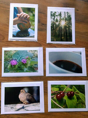 Beautiful Photo Cards - Set of 6