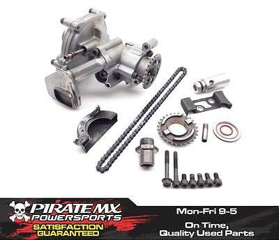 Engine Water Oil Pump from 2000 Yamaha YZF R1 #58