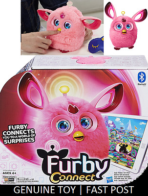 Furby Connect PINK Electronic Toy Pet - Genuine Toy Fast Post