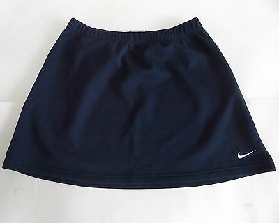 Nike Team FitDry Skirt Navy Blue Woman's Size XS