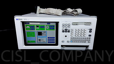 HP Agilent Keysight 1672E Logic Analyzer w/ Cables 68 Channel Free Shipping