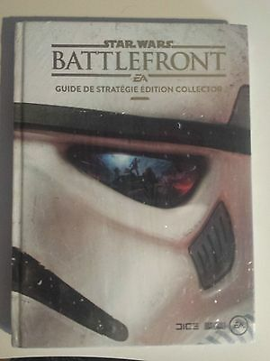 Guide Collector Star Wars Battlefront Neuf sous blister