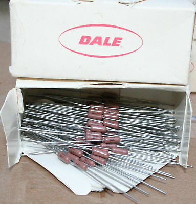 40x Dale Resistor (RN60C/RN60D) 1% Customerized Values