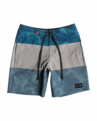 "NEW QUIKSILVER™  Boys 8-16 Tijuana Beachshort 16"" Boardshort Boys Teens"
