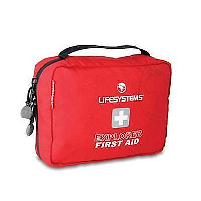 NEW Lifesystems Explorer First Aid