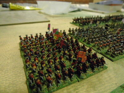 Large Well painted 10mm WSS French army