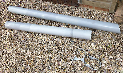 Waste Pipe  110 Upvc Grey