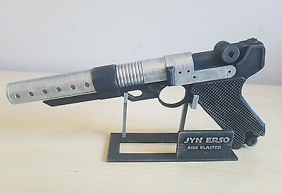 Replica blaster Jyn Erso Star Wars Rogue One cosplay 1:1 star-replicas props