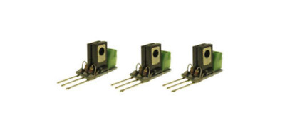 DCC Concepts DCD-SDC3 Solenoid Decoder Converter - 3 Wire to 2 Wire DC (Pk3)