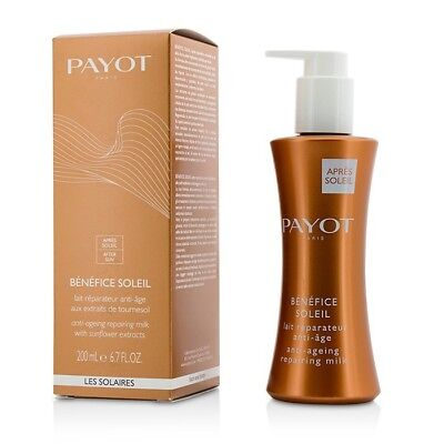 Benefice Soleil Anti-Aging Repairing Milk (For Face & Body) 200ml by Payot