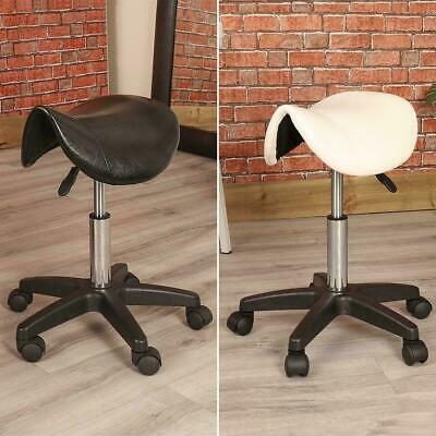 Saddle Beauty Salon Stool Massage Manicure Gas Lift Stools Chair