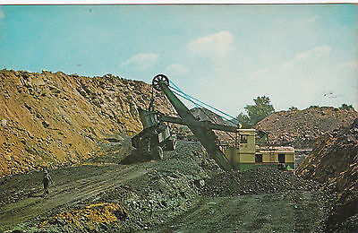 Loading Coal At Vogue Strip Mine, Between Madisonville & Central City, KY, 40-60