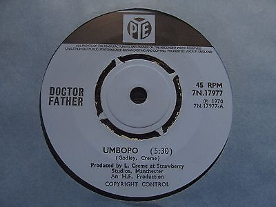 Doctor Father-Umbopo/Roll On 10CC CONNECTION