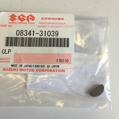 Suzuki Genuine Part - Woodruff Key (GT750 J-M, RGV250 K-L, AP50) - 08341-31039-0