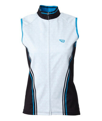 Volta Sport Womens Bike Vest Blue