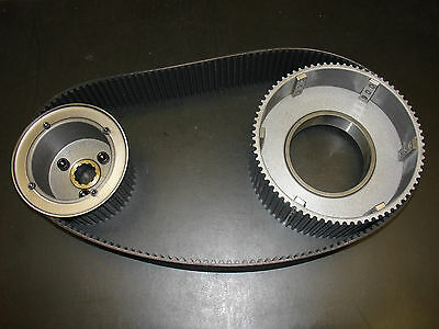 """""""new"""" Genuine Open Primary By Karata 3.0""""  Drive For Harley 1936-54 4 Spd Trans"""