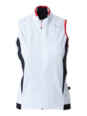 Volta Pro Womens Bike Vest White