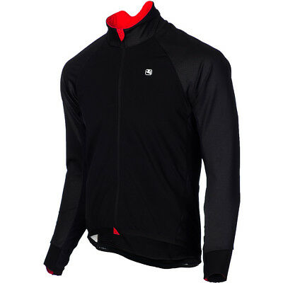 Giordana Formared-Carbon Light Weight Bike Jacket Black