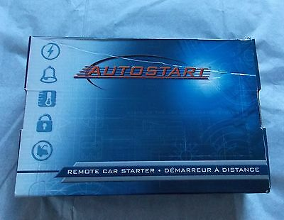 Autostart AS-2272 Two Remote Auto Start Car Engine Starter Complete Kit