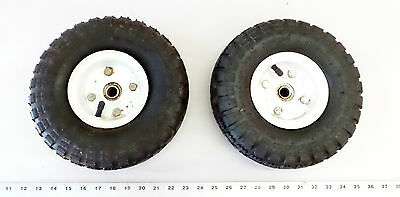 Pair of Moving Dolly Tires