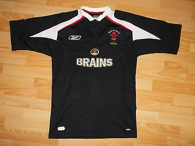 vintage Reebok WALES 2006 rugby special shirt jersey size L LARGE