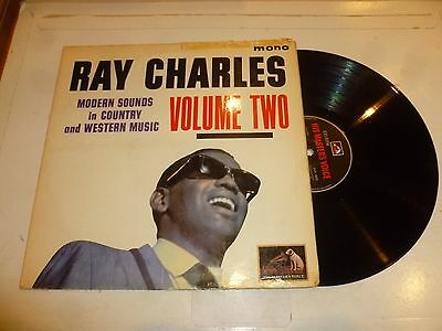 RAY CHARLES - Modern Sounds In Country And Western Music Volume Two - 1962 LP