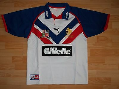 vintage Puma GREAT BRITAIN 2006 rugby shirt jersey size L LARGE