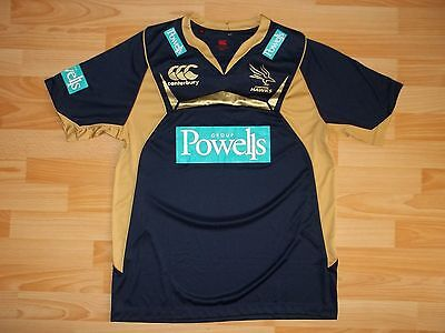 vintage Canterbury Hampshire Hawks rugby jersey shirt size L LARGE