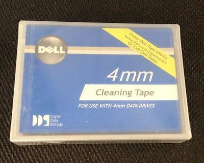 Dell Cleaning Tape for use with 4mm Data Drive Cleaning Tape