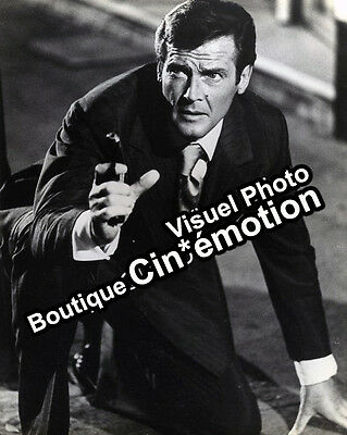 14 Photos Argentique 20x25cm (1974) L'HOMME AU PISTOLET D'OR, JAMES BOND 007