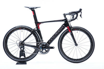 New 2017 Colnago Concept Full Carbon Road Bike Shimano Dura Ace 9100 (50s) 54cm