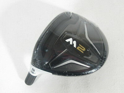 NEW! -LH- TAYLOR MADE 2016 M2 18* 5 WOOD Head Only (LEFT-HANDED)