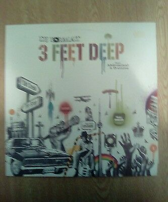 "Dj Format-3 Feet Deep 12"" Vinyl Record Uk Hip Hop Rap"