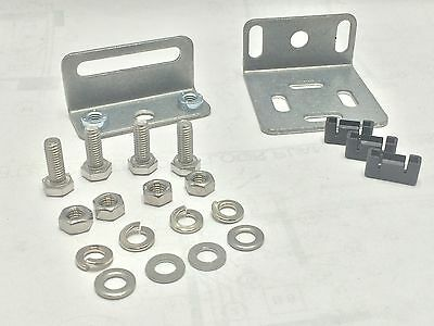 New! Pepperl+Fuchcs 406508 Visolux Mounting Ms Slp (Lot Of 9) (#387)