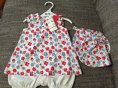 Baby Girl Summer Outfit 0-3 Month