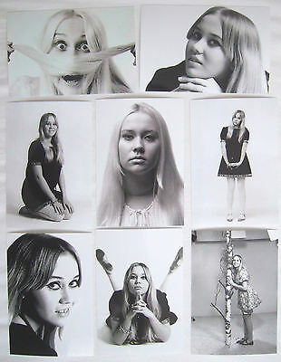 Agnetha Faltskog 60's Photo Set 1 *Mamma Mia ABBA Frida A Promo